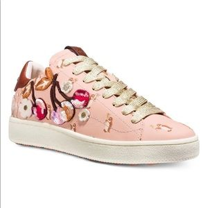 NEW Coach Women's Cherry Sneakers Size 9.5